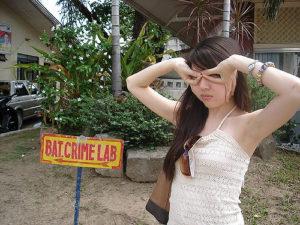 Living Asia Prod June 28-30: to the Bat-Crime Lab!