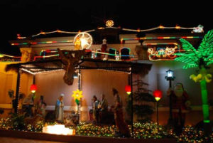 Christmas 2007: Nativity Scene