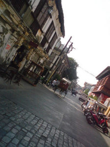 Laoag with LAC: Sidetrip to Vigan