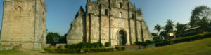 Laoag with LAC: Paoay Church