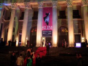 SLIM Retrospective launch: Night at the Museum