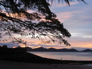 Lian, Batangas: Sunset