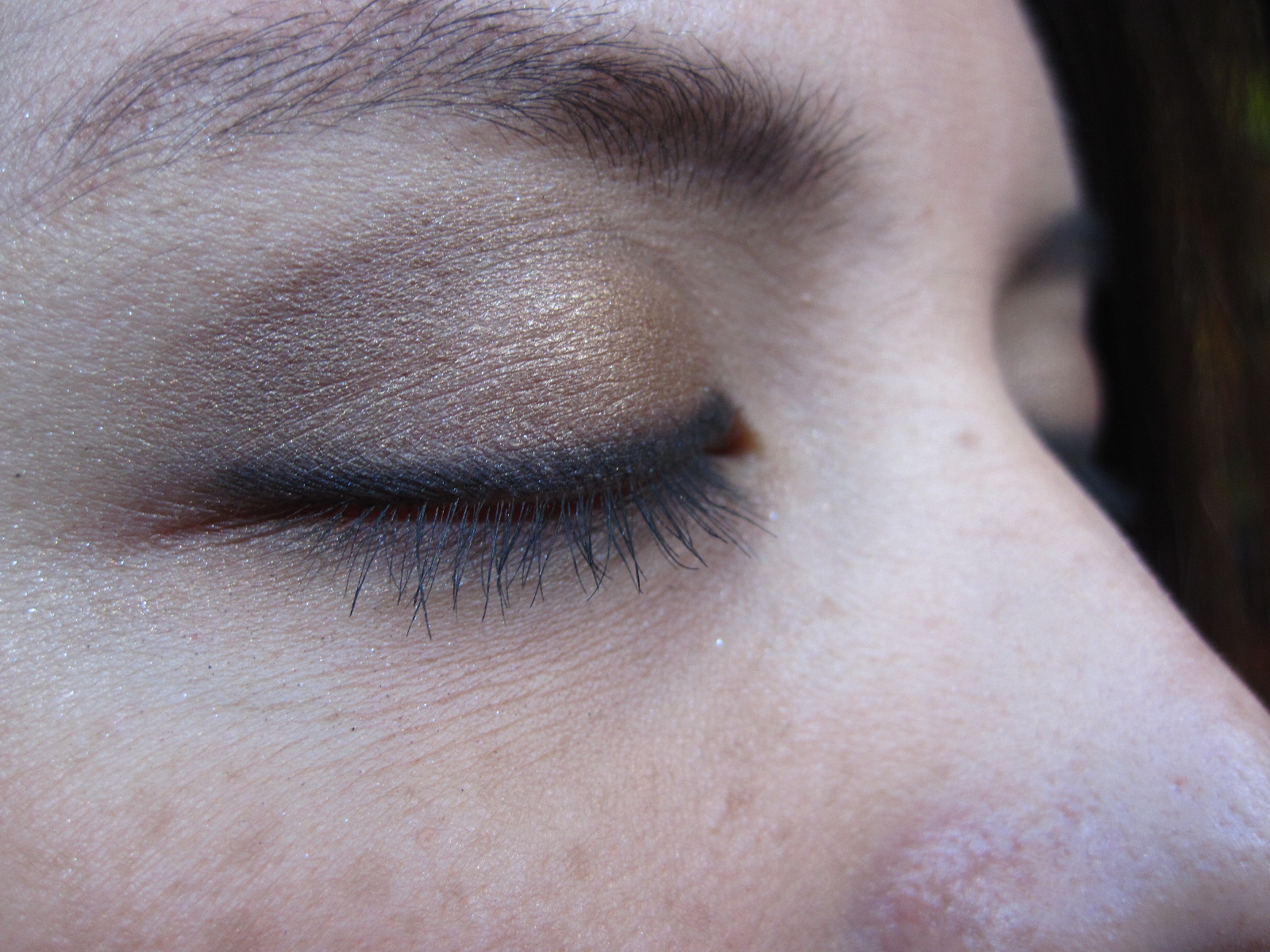 M&M Prenup: Dramatic Eye Makeup