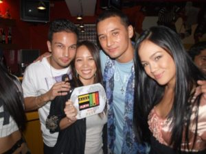 TARA4 Viewing Party: With the Riches and Lani