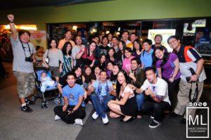 TARA4 Viewing Party: Group Hug!