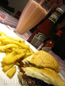 South Diner, Aguirre Ave., BF Homes, Paranaque