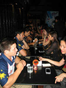 Speed Date with the Volcanoes: Round 1