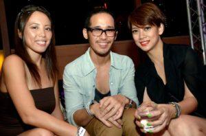 Tatt Awards Launch: with JP and Jenni