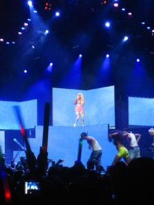 Pink Friday in Manila: LED Screens