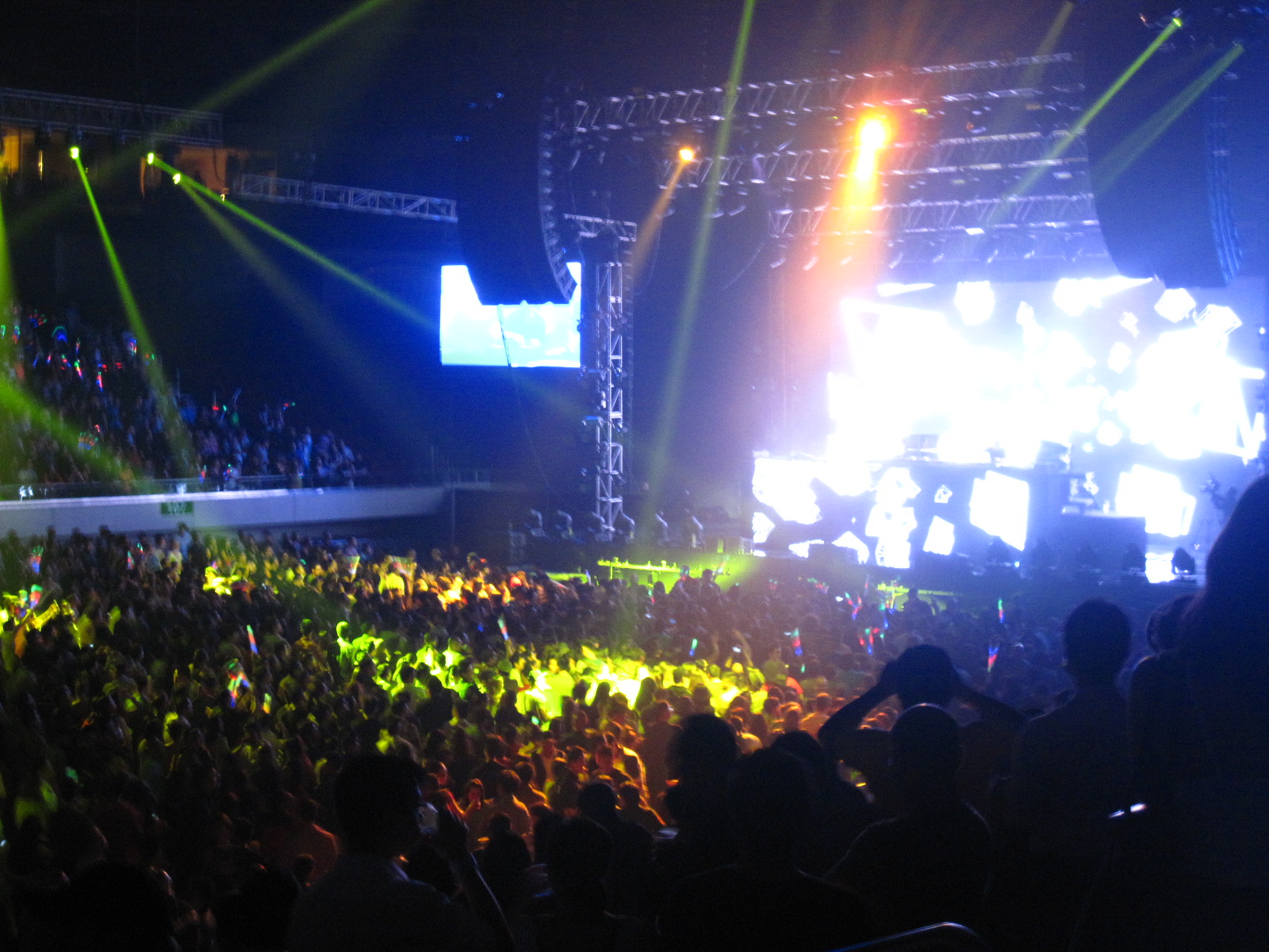 David Guetta in Manila: Crowd
