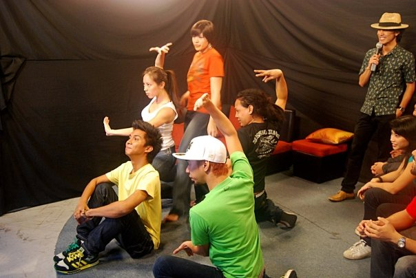 Improv Acting Workshop 2009