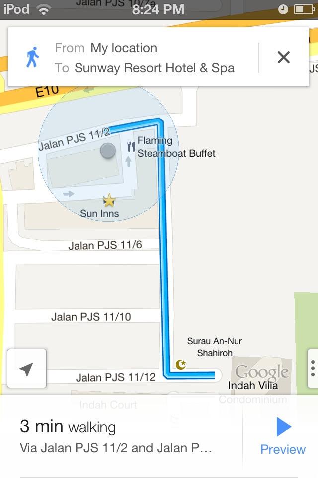 Kuala Lumpur by my lonesome