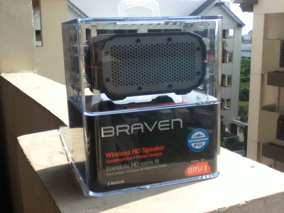 Braven Wireless HD Speaker