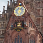 the Frauenkirche (Church of Our Lady) mechanical clock
