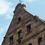 Nuremberg rooftop