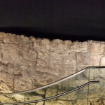 Roman stone wall, Regensburg
