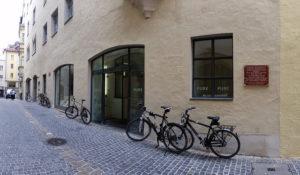 Oskar Schindler's house Regensburg