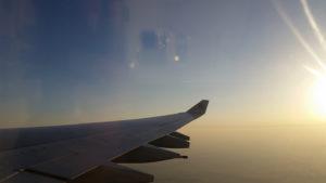 flying Etihad to Munich