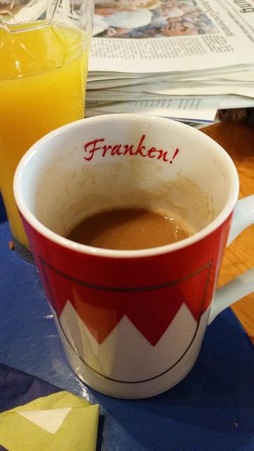 """I love """"meine Familie in Franken""""!"""