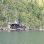 tidal cave Phang Nga Bay