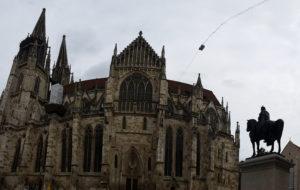 the Dom St. Peter Regensburg